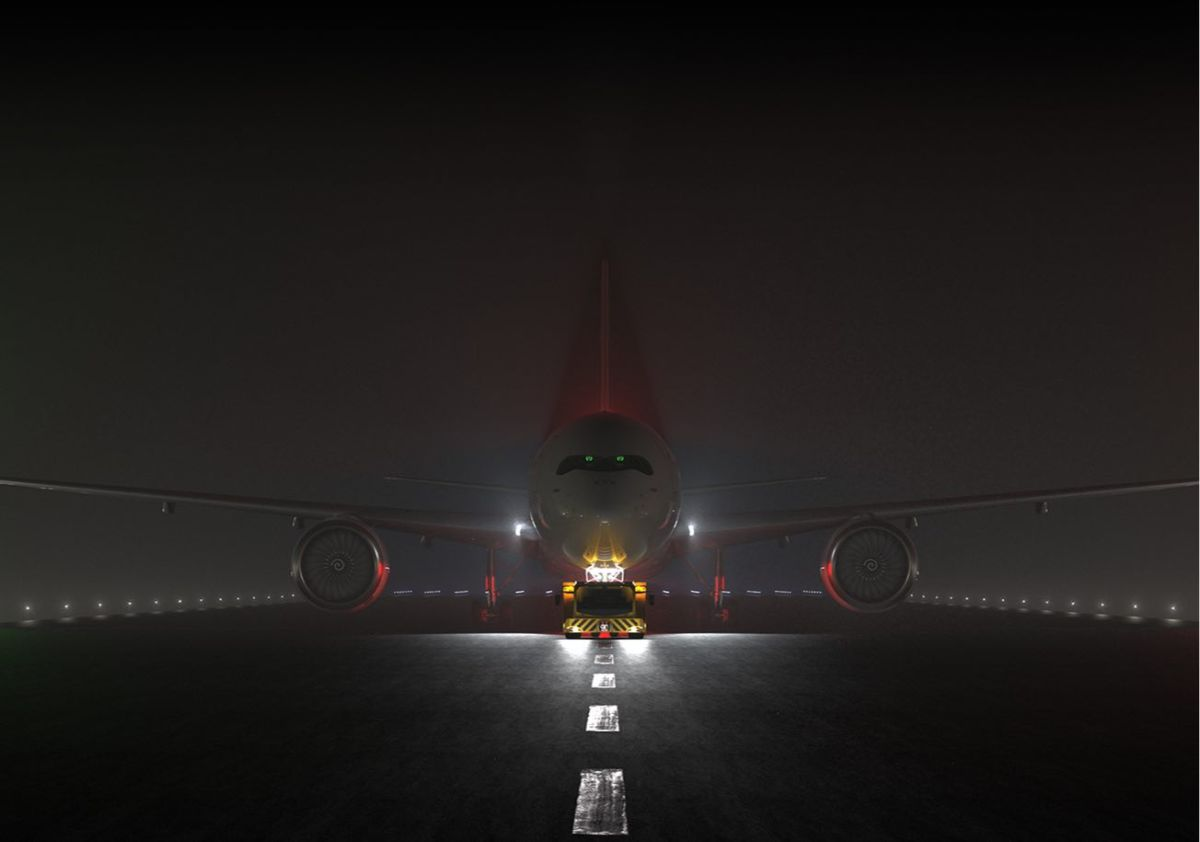 A350 Rendering